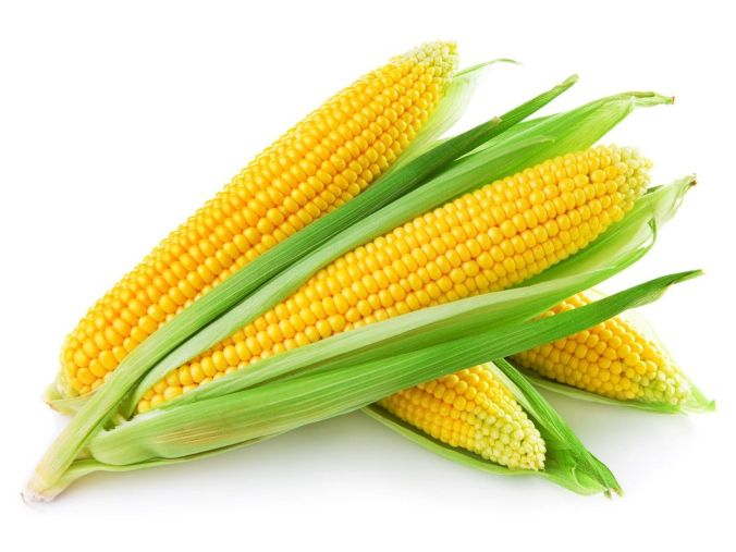 Sweet corn? More like savory corn!