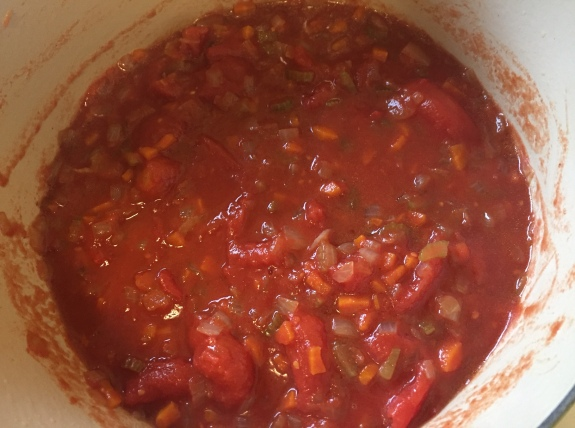Red sauce base
