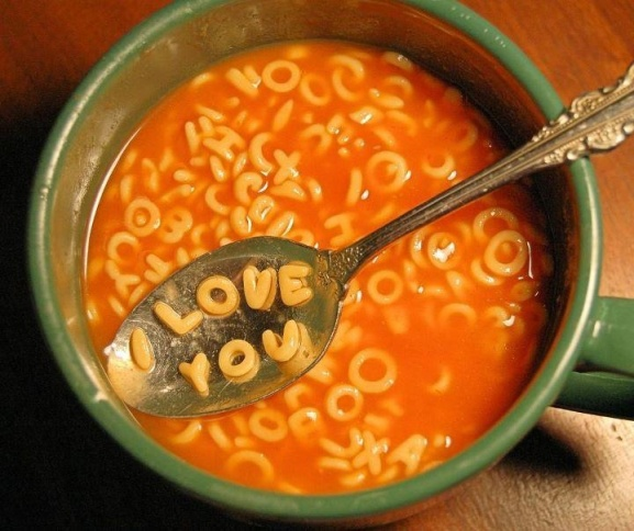 love you soup